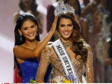 Miss Univers : la Miss France Iris Mittenaere sacrée plus belle femme du monde