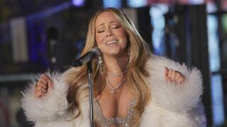 Mariah Carey réussit son passage à 2018 sur Times Square