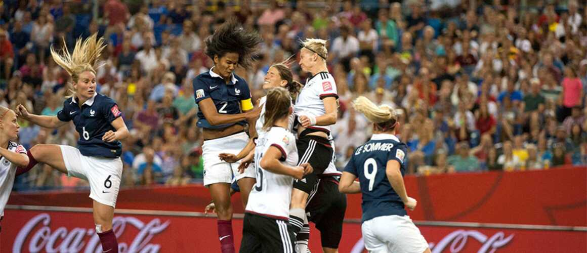 Football la coupe du monde f minine 2019 sera sur tf1 et - Coupe du monde de football feminin ...