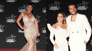 NRJ Music Awards : Ayem Nour très décolletée, Amir et sa femme sublimes.... Les plus beaux looks du tapis rouge (35 PHOTOS)