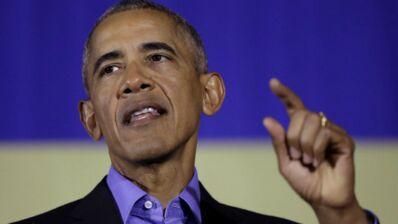 Barack Obama ovationné pour son retour sur la scène politique