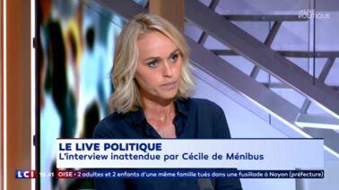 Cécile de Ménibus poste une photo d'elle en Corse... sans maillot !