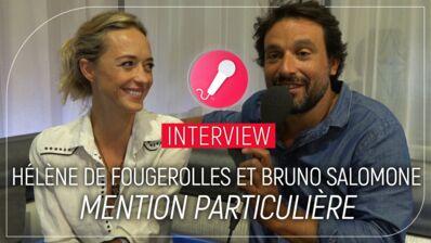 """Hélène de Fougerolles (Mention particulière, TF1) : """"Les téléspectateurs seront emportés"""" (VIDEO)"""