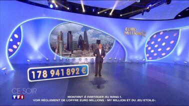Euromillions My Million Découvrez Les Résultats Du