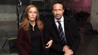 Gillian Anderson et David Duchovny protestent contre Donald Trump sur le plateau d'X-Files (PHOTO)