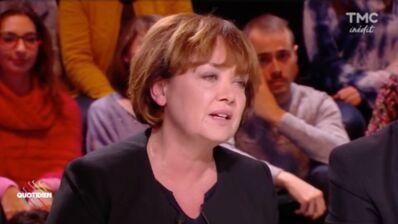 Insultée par Jean-Luc Mélenchon, Nathalie Saint-Cricq raconte les coulisses de L'Emission politique (VIDEO)