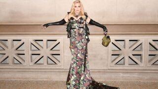 Quand Madonna ne reçoit pas son colis… Parce que son facteur ne croit pas qu'il doit livrer Madonna !