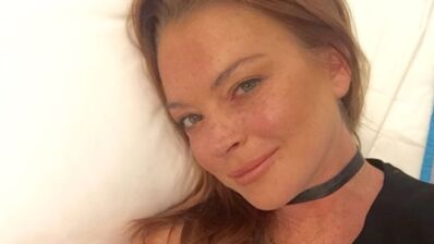 Lindsay Lohan révèle sur Instagram que son ex-fiancé a abusé d'elle