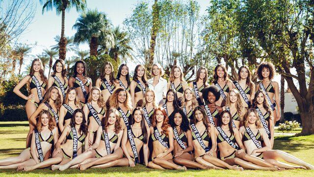 Miss France 2018 : découvrez les 30 candidates en maillot de bain (PHOTOS)
