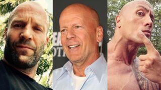 Spy (TF1) : Jason Statham, Bruce Willis, Dwayne Johnson... découvrez-les quand ils avaient des cheveux ! (PHOTOS)