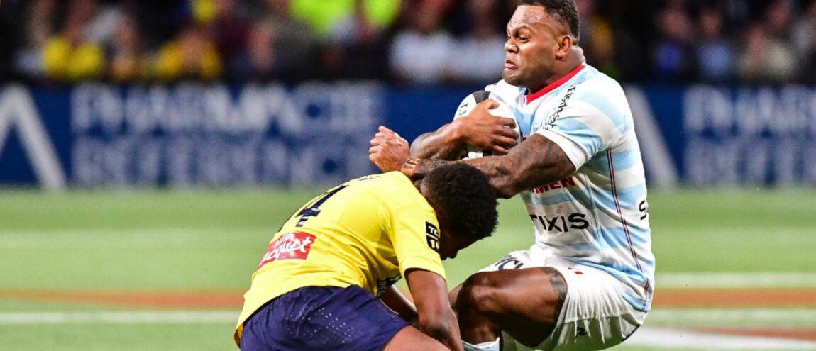Le Club De Clermont Donne Des Nouvelles Du Rugbyman Samuel Ezeala