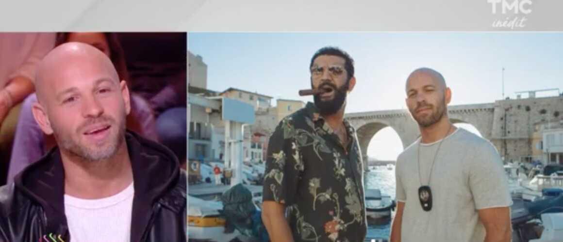 taxi 5 franck gastambide annonce une star de gomorra au casting du film video. Black Bedroom Furniture Sets. Home Design Ideas