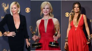 Emmy Awards 2017 : du glamour, des stars et des robes sexy (PHOTOS)