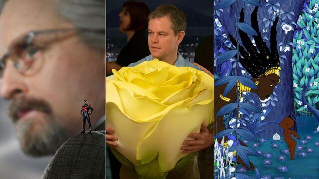 Matt Damon dans Downsizing, Ant-Man, Kirikou... Des héros petits par la taille, grands par la force (PHOTOS)