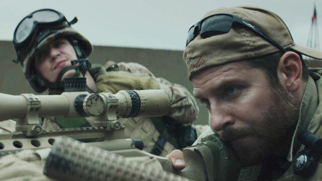 Sur TF1, American Sniper écrase la concurrence
