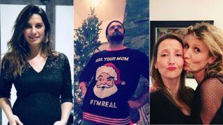 Laetitia Milot, Justin Timberlake, Alexandra Lamy... Les stars de ciné et de séries ont fêté Noël (29 PHOTOS)