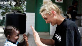 """Elodie Gossuin, nouvelle ambassadrice d'UNICEF France : """"Mes actions concernent la petite enfance"""""""