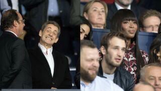 Sarkozy et Hollande meilleurs amis, Naomi Campbell, Pascal Obispo... Les people au stade pour PSG/Bayern (11 PHOTOS)