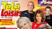 A la Une de Télé-Loisirs : les nouveaux ennemis de la télé, ce sont eux !