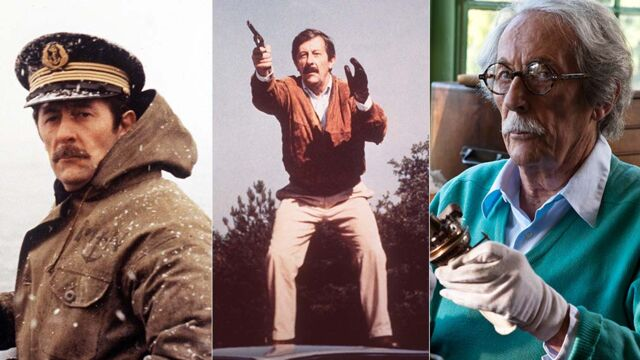 Mort de Jean Rochefort : ses plus beaux rôles au cinéma (39 PHOTOS)