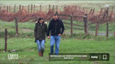 """L'amour est dans le pré 12 : entre Sébastien et Emilie, c'est """"pour la vie"""" !"""