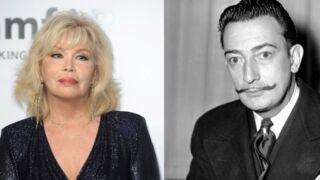 """Amanda Lear fait des révélations sur l'affaire Dali : """"Salvador était impuissant"""""""