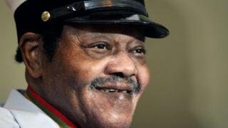 La légende du rock Fats Domino est mort