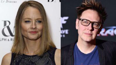 """Jodie Foster en colère contre les blockbusters : James Gunn (Les Gardiens de la Galaxie) la trouve """"vieux jeu"""""""