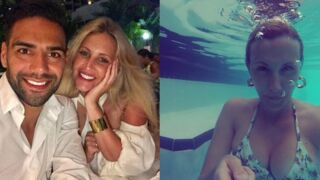 Sénégal-Colombie : qui est Lorelei Taron, la charmante épouse du Colombien Radamel Falcao ? (PHOTOS)