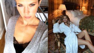 Instagram : Lorie Pester aime la dentelle, pose lascive pour Caroline Receveur... (39 PHOTOS)