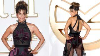 Halle Berry dévoile son fessier PAR-FAIT à la première de Kingsman 2 (PHOTOS)