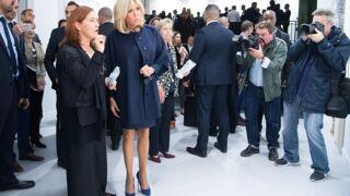 Brigitte Macron, chic et moderne à la FIAC (11 PHOTOS)