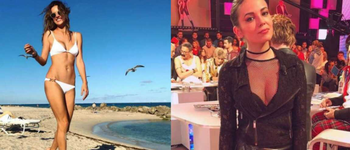 Instagram Alessandra Ambrosio Tresy En Bikini Agathe Auproux Tres Decolletee En Jeanne Mas  Photos