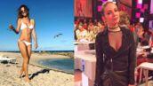 Instagram : Alessandra Ambrosio très sexy en bikini, Agathe Auproux très décolletée en Jeanne Mas (31 PHOTOS)