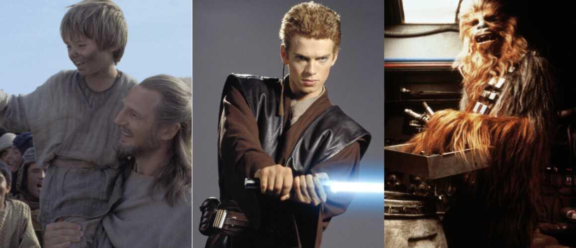 Star wars que sont devenus les acteurs de la saga culte photos - Personnage star wars 6 ...