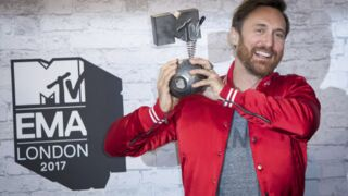 Ed Sheeran, David Guetta, Amir, Shawn Mendes... Découvrez le palmarès des MTV Europe Music Awards