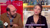 Catherine Ringer révèle avoir été victime d'un pervers narcissique dans C à vous (VIDEO)