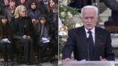 """Hommage à Johnny Hallyday : Philippe Labro s'excuse pour son """"erreur"""" lors de son discours"""