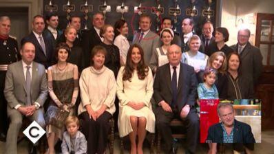 """Kate Middleton a charmé l'acteur de Downton Abbey Hugh Bonneville : """"Elle est adorable"""" (VIDEO)"""