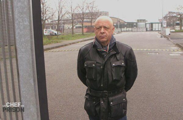 """Thierry Marx (Un chef en prison) : """"J'ai appartenu à une bande et j'ai eu la chance d'en sortir"""""""