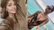Instagram : nouvelle couleur capillaire pour Caroline Receveur, Leila Ben Khalifa sexy aux Maldives... (23 PHOTOS)