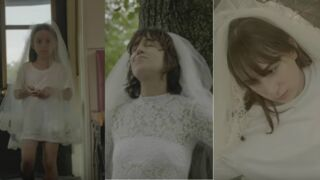 Charlotte Gainsbourg dévoile ses deux filles dans son nouveau clip (VIDEO)