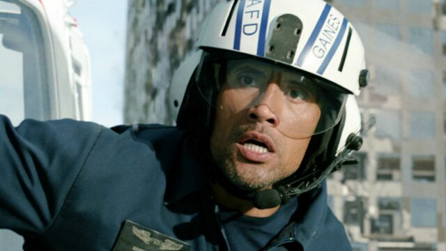 Le film San Andreas (TF1) secoue la concurrence