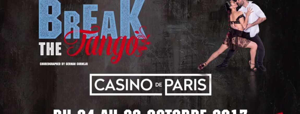 Spectacle tango casino de paris slots vegas casino
