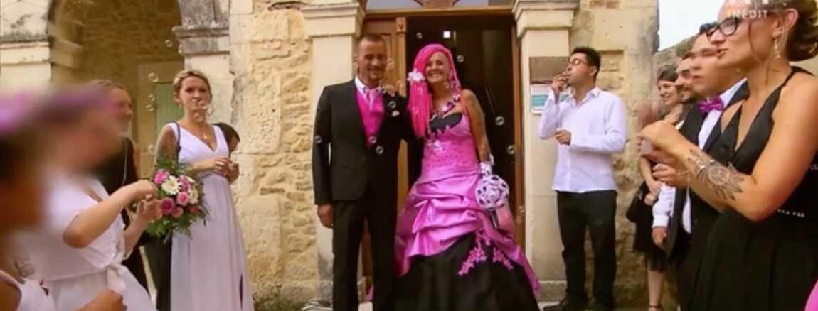 4 mariages\u2026  Les candidates choquées par le look (très) fluo de leur  concurrente (VIDEO)