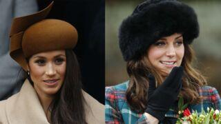 Meghan Markle et Kate Middleton, sublimes au Noël de la famille royale (PHOTOS)