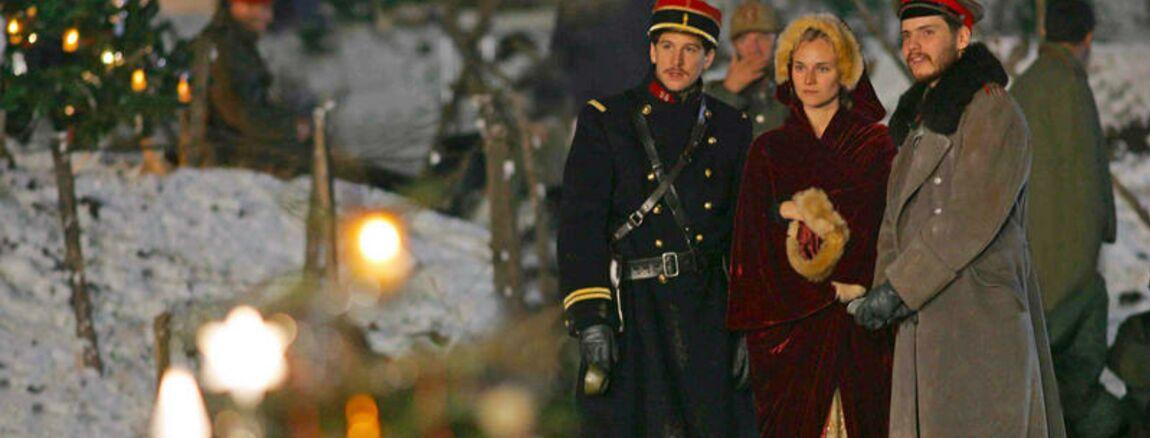 Film Joyeux Noel De Christian Carion.Joyeux Noel Tf1 Sf Retour Sur Cet Incroyable Reveillon