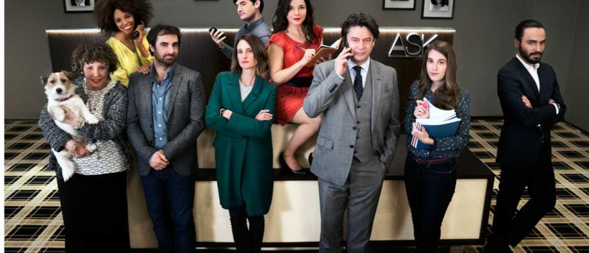 dix pour cent saison 3 date intrigues casting toutes les infos sur la saison 3 de la s rie. Black Bedroom Furniture Sets. Home Design Ideas