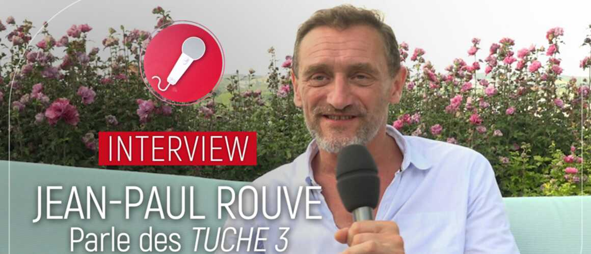 jean paul rouve pr sident dans les tuche 3 je vais rencontrer angela merkel interview. Black Bedroom Furniture Sets. Home Design Ideas