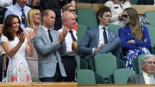 Kate Middleton et le prince William, Bradley Cooper, Eddie Redmayne... Du beau monde à Wimbledon  (29 PHOTOS)